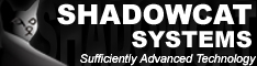 Shadowcat Systems Banner